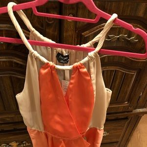 Brand new Bebe Blouse with tags